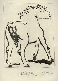 picasso horse - Google Search