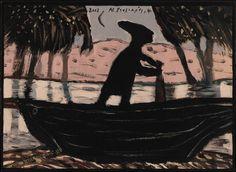 νικος χουλιαρας Roof Beam, John Cage, Art World, Figurative Art, Disney Characters, Fictional Characters, The Past, Greece, Paintings