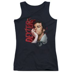 Dexter: Layered Junior Tank Top