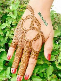 Very easy and simple mehndi designs photos for hands 2018 Latest Henna Designs, Stylish Mehndi Designs, Beautiful Mehndi Design, Mehndi Art Designs, Mehndi Designs For Hands, Bridal Mehndi Designs, Heena Design, Mehndi Design Pictures, Mehndi Images