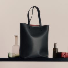 Cuyana | Women's Premium Essentials. | Fewer, Better Things. | Cuyana San Francisco Shopping, Bag Making, Travel Bags, Madewell, Tote Bag, Purses, Essentials, Better Things, Leather