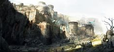 For Honor Concept Art 1