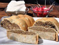 Drob de miel in aluat | Retete culinare cu Laura Sava Honey, Romanian Recipes