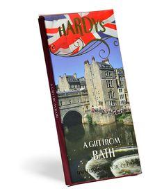 Hardys Pulteney Bridge Milk Chocolate Bar Photography – David Comiskey Copyright © 2015 Hardys Trading Ltd, All Rights Reserved.
