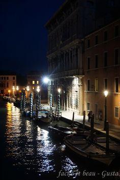facile et beau - Gusta: Venedig - eine Städtereise in mehreren Teilen/ Ankunft