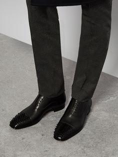 Gregossic leather shoes   Christian Louboutin   MATCHESFASHION.COM US