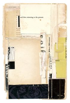 """110705: Returning to the Present Self 