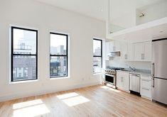 Apartamento diseñado por Brooklyn Home Company My Home Design, House Design, Studio Apt, Home Living Room, Decoration, Small Spaces, Kitchen Decor, Interior Decorating, Sweet Home