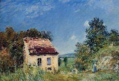 Alfred Sisley: El impresionista más puro - Trianarts