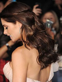 Holiday Hairstyles - Celebrity Inspired Party Hair - Cosmopolitan