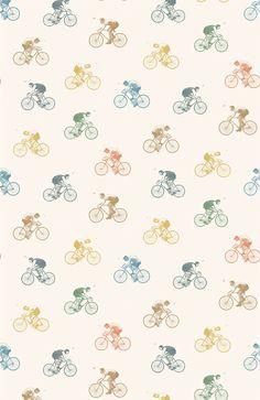 LW44 / 1 On Yer Bike : Linwood Fabrics