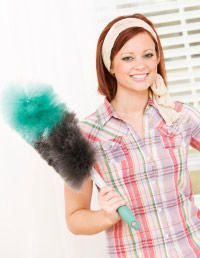 Daily, weekly, monthly and yearly things to do to keep your home clean