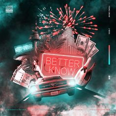 Better Know (Feat. J-Boog) / 영크림 (Young Cream) - genie