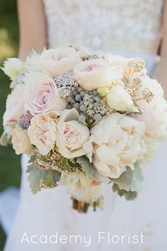 lovely colours (flowers by Academy Florist)
