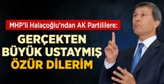Devriye Haber : MHP'li Yusuf Halaçoğu: Başbakan Saddam'ın Esad'ın ...