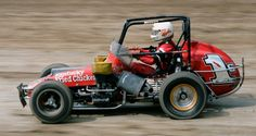 Rich Vogler! One of the greatest USAC drivers of all time.
