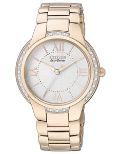 Citizen Eco-Drive Dress Diamond Collection it comes with a 5 year warranty and fast free secure shipping in New Zealand and Australia. Citizen Eco, Citizen Watch, Jewelry Clasps, 21st Gifts, Beautiful Watches, Watches Online, Michael Kors Watch, Gold Watch, Bracelet Watch