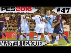 PES 2016 Master League #47 La Coruña x Eibar