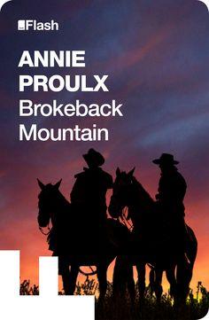 Brokeback Mountain - Annie Proulx