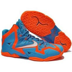 Buy Shop Real Cheap Nike Lebron XI Shoes Blue Grey Orange Discount from Reliable Shop Real Cheap Nike Lebron XI Shoes Blue Grey Orange Discount suppliers.Find Quality Shop Real Cheap Nike Lebron XI Shoes Blue Grey Orange Discount and more o Nike Lebron, Lebron 11, Nike Kobe Shoes, Kd Shoes, Nike Sneakers, Jordan Shoes, Jordan Sneakers, Sneakers Sale, Adidas Shoes