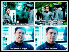 Star Trek Into Darkness: this is one reason why Bones is my favorite characters.