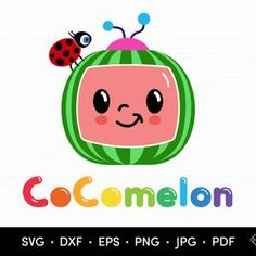 Cocomelon Alphabet SVG Cocomelon SVG Cocomelon Font | Etsy Microsoft Word, Cupcake Toppers Free, Software, Etsy App, Lower Case Letters, Lowercase A, Cricut Design, Alphabet, Fonts