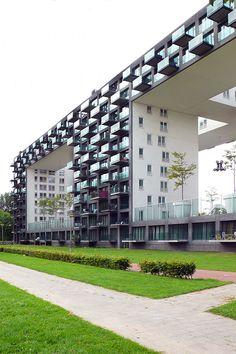 Toutes les tailles | Amsterdão, Parkrand. MVRDV | Flickr: partage de photos!