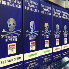 Use Bluebeards sea salt spray for a natural hair style, after you make a unique bath with Bluebeards shampoo and body wash. Mens Shampoo, Sea Salt Spray, Men's Grooming, Body Wash, Revenge, Natural Hair Styles, Bath, Unique, How To Make