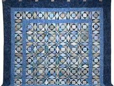 Storm at Sea Quilt -- wonderful skillfully made Amish Quilts from ...