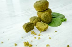 Hulk Muffins:  Looking for a little snack inspiration? Try these super green muffins that the whole family will enjoy!