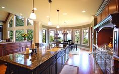 Love. this. kitchen. Perfect.