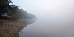 https://flic.kr/p/sTEEE7 | Frensham Little Pond Surrey Morning Mist | Morning mist at Frensham Little Pond.