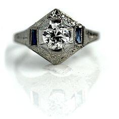 Antique-Rings