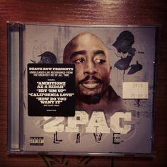 Tupac - Live / Oldchool http://jsdk.pl Rap Album / Live #Music #Tupac #2Pac