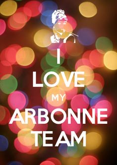 I LOVE MY ARBONNE TEAM. Come be part of the movement with us. saramurray@myarbonne.com