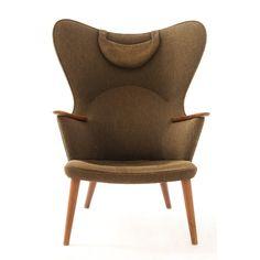 Hans J. Wegner, Mama Bear Chair, for Johannes Hansen