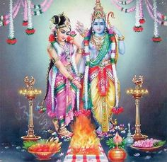Sita Ram (via BangaloreMirror) Little Krishna, Cute Krishna, Krishna Art, Lord Krishna, Radha Krishna Pictures, Krishna Photos, Krishna Images, Sri Ram Image, Lord Rama Images