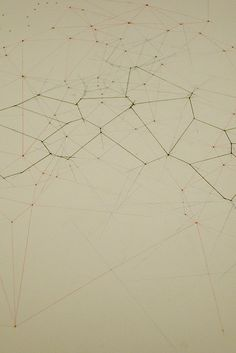 Voronoi diagram / sevensixfive sketchbook