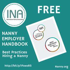 It's not just for families. Nannies, download and share when interviewing. Great sample forms.