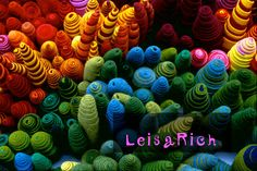 Rhodochrosite by Leisa Rich