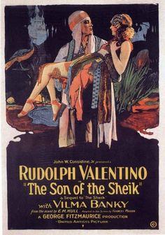Silent Era Movie Posters, 1910s-1920s   Retronaut