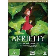 Arrietty (Special Edition) | $34.98