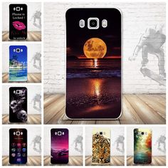 For 2016 Samsung Galaxy J7 Phone Case J710 J710F Soft TPU Cover For Samsung J7 2016 Case For Samsung Galaxy J710FN J710M J710H