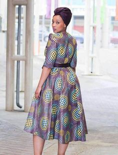 Tswana Traditional Dresses For Wedding Day 2018 - T- You can examine all tattoo models and print them out. Latest African Fashion Dresses, African Dresses For Women, African Print Dresses, African Print Fashion, Africa Fashion, African Attire, African Wear, African Women, Shweshwe Dresses