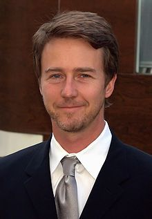 Edward Norton.  Why are you not in more movies now?