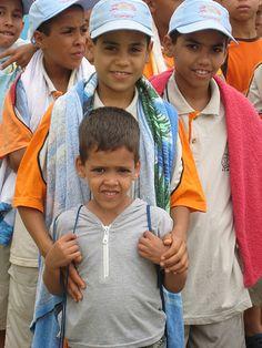 "SOS Village (Orphanage, El-Jadida) -    Say ""Tiznittttt"" (a city in Morocco)        ..."