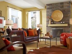 Tips for creating a contemporary living room | HGTV Remodels