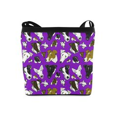 sft purple Crossbody Bags (Model 1613)