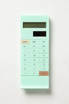 Peppermint calculator via Elisemesner