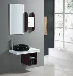 Small Bathroom Vanity Cabinets sinks with vanities for a small bathroom | small bathrooms